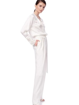 White Moon Trousers